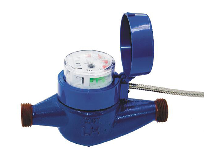 Photoelectric wired water meter(dry-type)LXSGY-15-32E