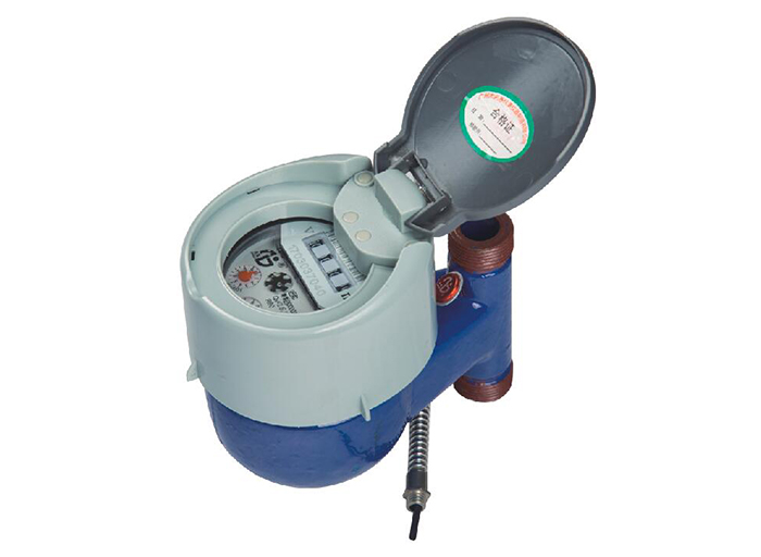 Photoelectric wired wet water meter (vertical)LXSLY-15-25E